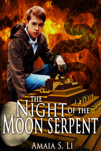 The Night of the Moon Serpent cover